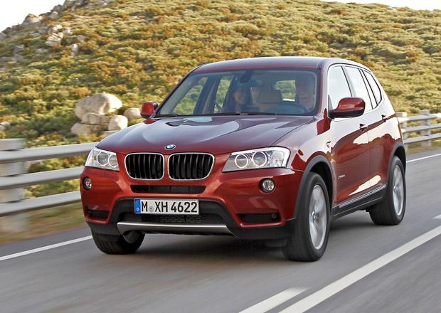 ADAC: Ženy mají rády BMW X3, nesedí jim Chevrolet Matiz