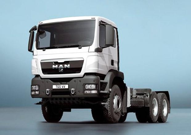 MAN a SANY: Dohoda o dodávkách podvozků