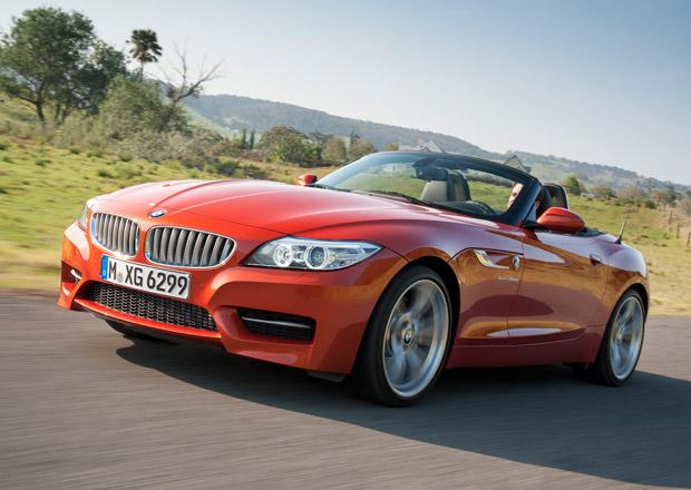 BMW Z4 sDrive18i je novou základní motorizací