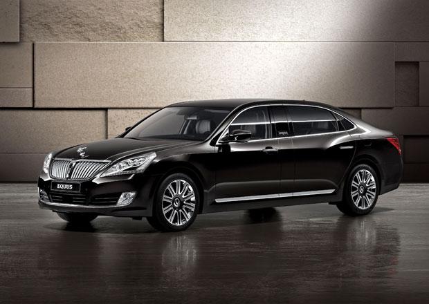 Šéf OSN dostal pancéřovaný Hyundai Equus