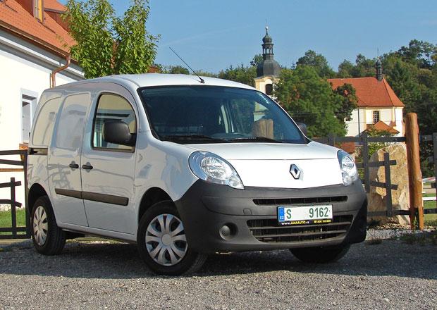 Bazar: Renault Kangoo Express 1.5 DCi - Ideál?