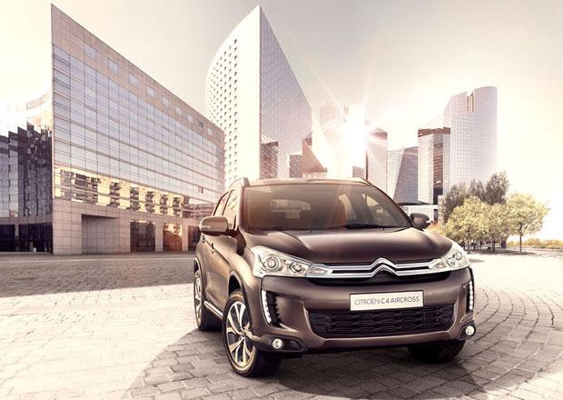 Citroën C4 Aircross: První cena snížena na 439.900 korun