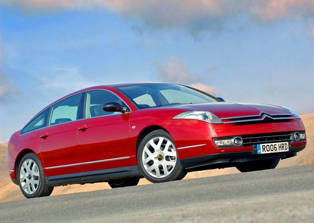 Citroën C6 konečně odchází, klinická smrt trvala celý rok