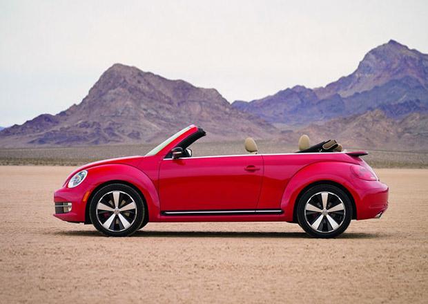 Volkswagen Beetle Cabriolet: Na českém trhu od 484.900 korun