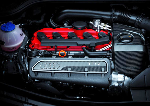 Audi upraví svůj pětiválec, aby překonal dvoulitr od AMG
