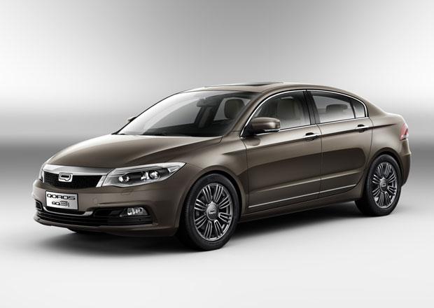 Qoros GQ3: Kompaktní čínský sedan se představuje