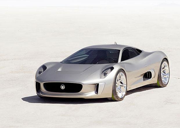 Jaguar využije některá technická řešení C-X75 v jiných modelech
