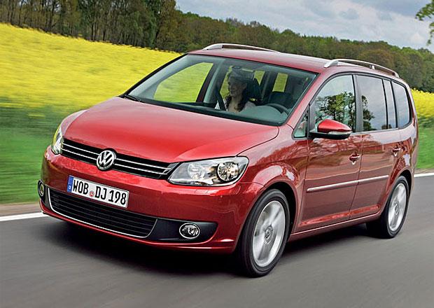Volkswagen Touran: Ceny nyní začínají na 439.900 Kč
