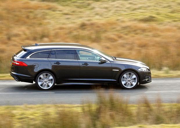 Jaguar zvažuje XFR ve verzi kombi