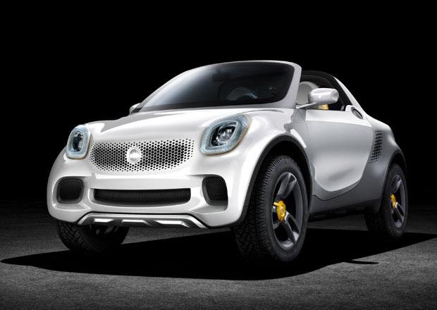 Nový Smart ForTwo 2014 bude širší a bez dieselu