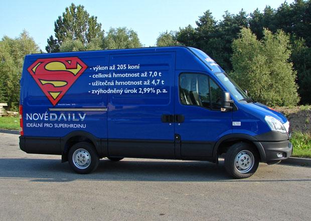 Test: Iveco Daily 35S15V Euro 5 - Tahoun