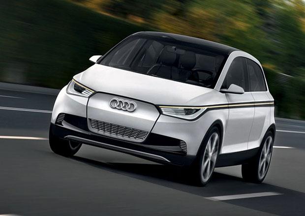 Audi vy�adilo model A2 z pl�nu nov�ch model�