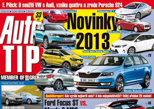 Auto Tip 01/2013: Ford Focus ST vs. Mazda 3 MPS