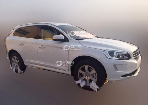 Volvo XC60 se do�k� v�t��ho faceliftu