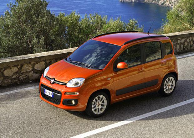 Italský trh v roce 2012: Pokles o 19 %, celkově vede Panda