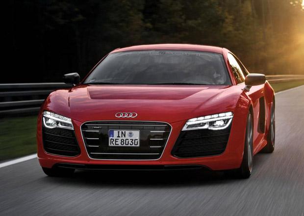 Audi R8 e-tron: Bližší informace o sportovním elektromobilu
