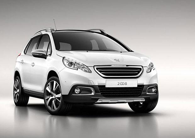 Peugeot 2008: Malý crossover se lvem (ne)oficiálně