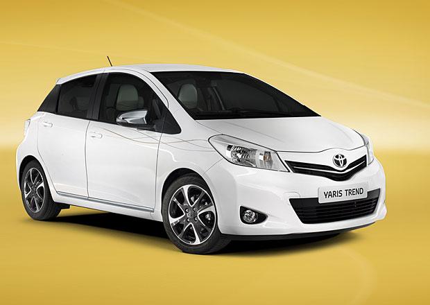 Toyota Yaris Trend: Stylový Japonec na českém trhu od 320.000 Kč