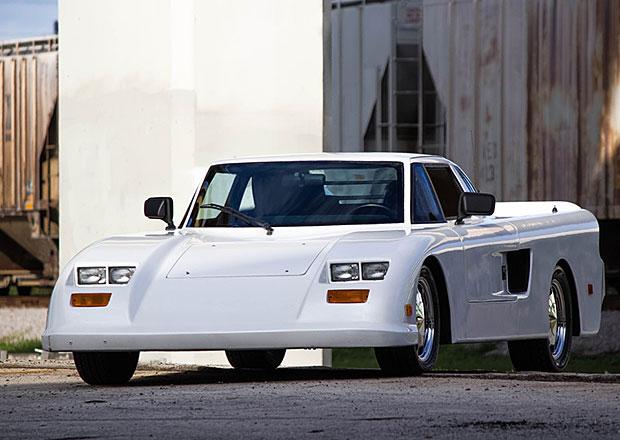 Mosler Consulier GTP: Nejošklivější sportovní auto světa je na prodej