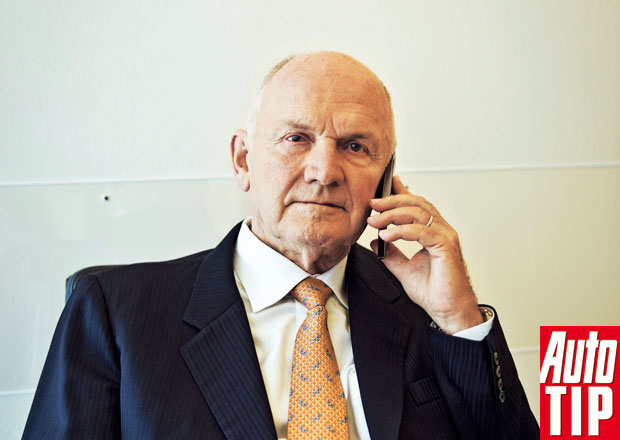 Ferdinand Piëch: Kdyby koncern jednal fér, quattro by nevzniklo!