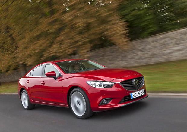 Autem roku 2014 v České republice je Mazda 6