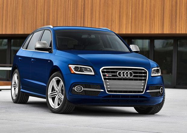 Audi SQ5 3,0 TFSI: 354 benzinových koní pro nejostřejší Q5