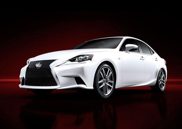 Lexus IS:  Třetí generace (ne)oficiálně