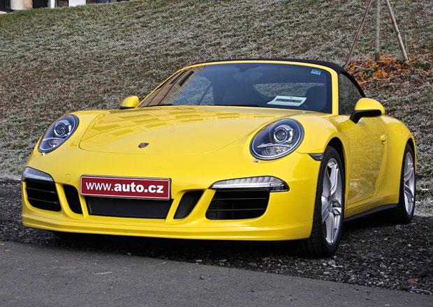 Porsche 911 Carrera 4: První jízdní dojmy