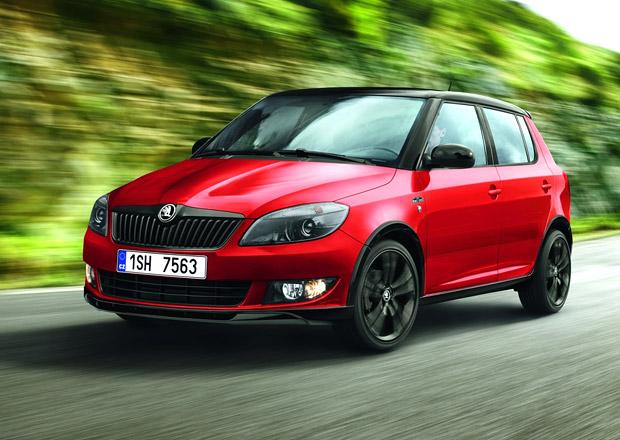 Český trh v roce 2012: Nejprodávanější malé vozy