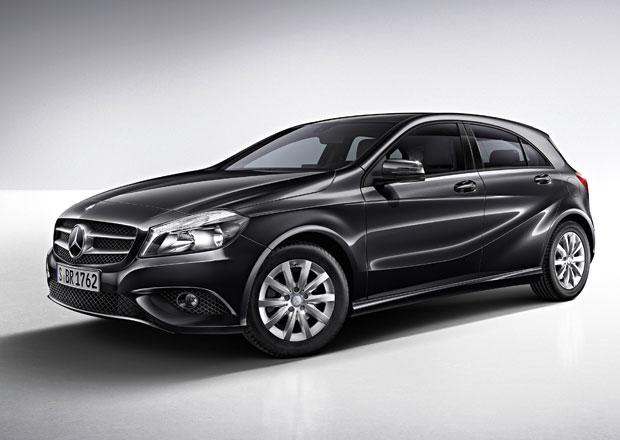 Mercedes A 180 CDI BE Edition se chlubí spotřebou 3,6 l/100 km