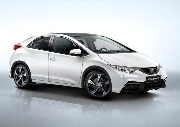 Honda Civic má nový Aero Pack