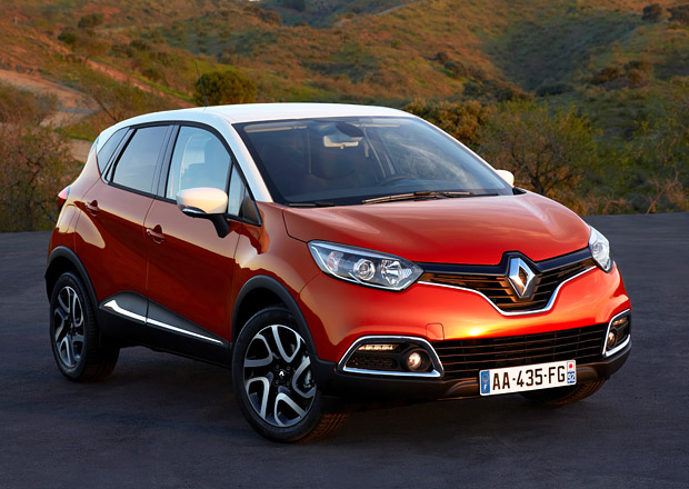 Malý crossover Renault Captur přijede do Ženevy