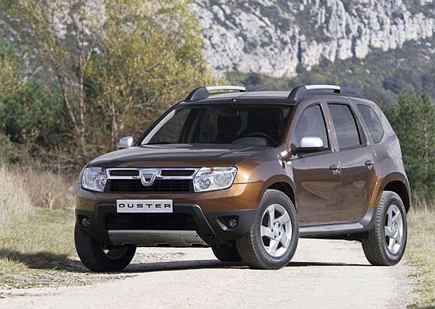 Renault vyrobil v Rusku Duster s po�adov�m ��slem 100.000