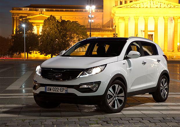 Kia Sportage: Turbodiesel 1,7 CRDi/85 kW zlevnil o 70.000 K�