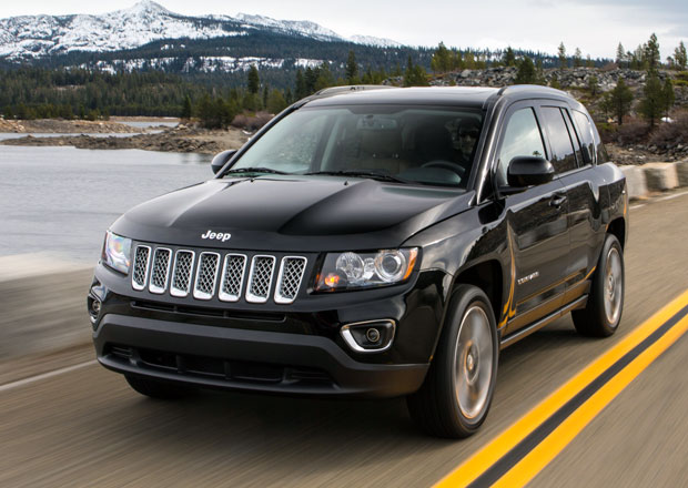 Jeep Compass: Nová převodovka sníží spotřebu