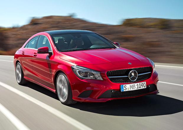 Mercedes-Benz CLA: Baby CLS ve světové premiéře