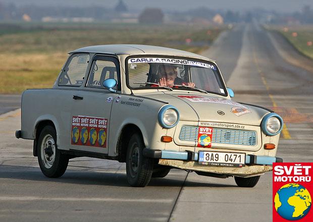 Bazar: Trabant 601 - Posměváčci utichají, trabi žije dál...