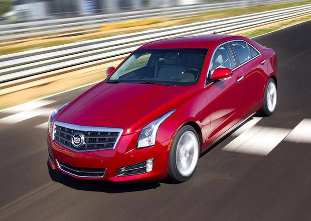 Cadillac ATS americkým autem roku 2013