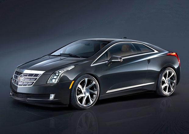Cadillac ELR: Luxusní náhražka Chevroletu Volt