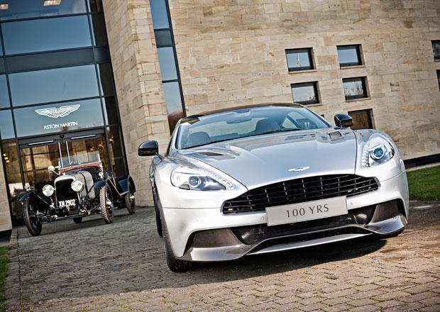 Aston Martin má dnes 100 let: Toto je 10 nejlepších modelů