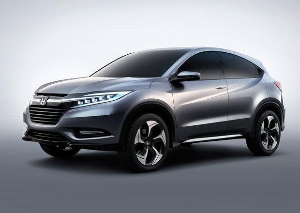 Honda Urban SUV: Crossover na základech Jazzu (nové foto)