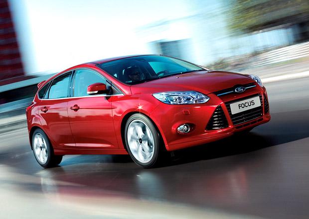 Čínský trh v roce 2012: Focus první, Octavia v nejlepší třicítce