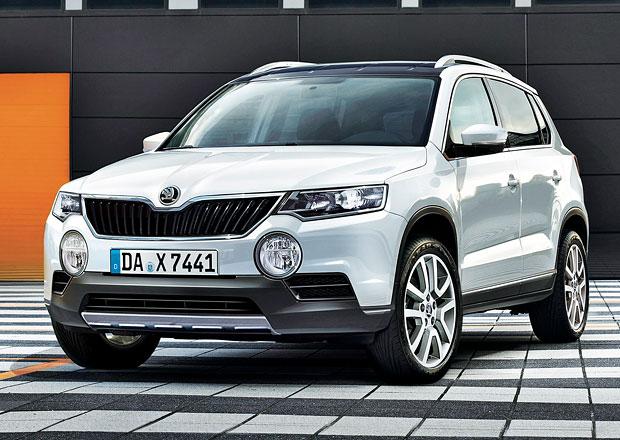 Škoda Snowman: Velké SUV se bude vyrábět v Kvasinách