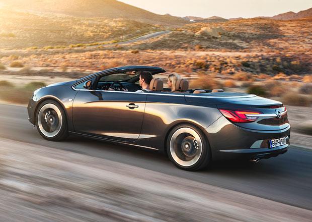 Opel Cascada: Nový kabriolet v Německu začíná na 25.945 euro