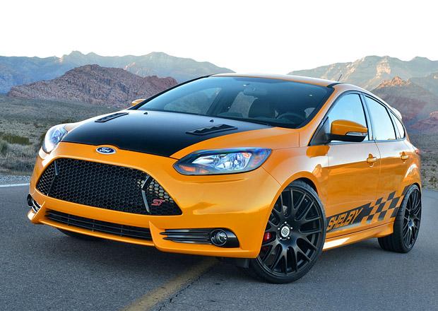 Shelby Focus ST: Když Focus od Fordu neSTačí