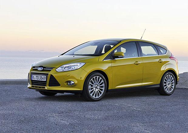 Ford Focus je nejprodávanější vůz na světě
