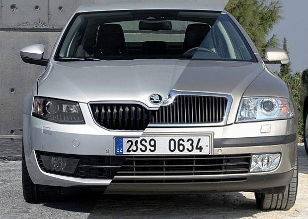 Škoda Octavia: Třetí generace je o 90.000 Kč levnější než druhá v roce 2004