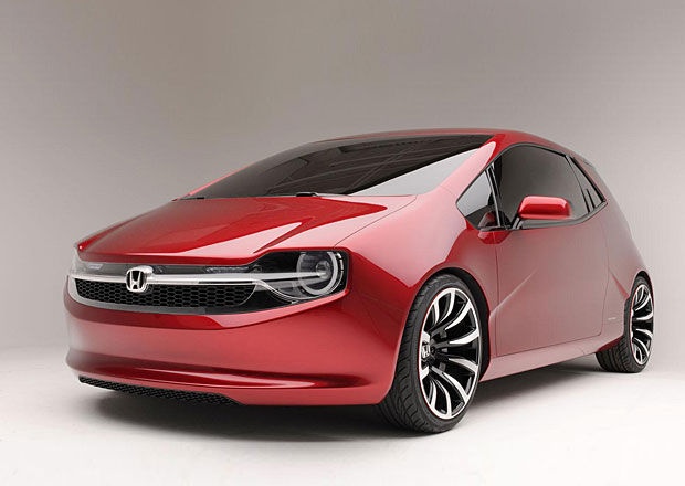 Honda Gear je koncept subkompaktu pro mladé