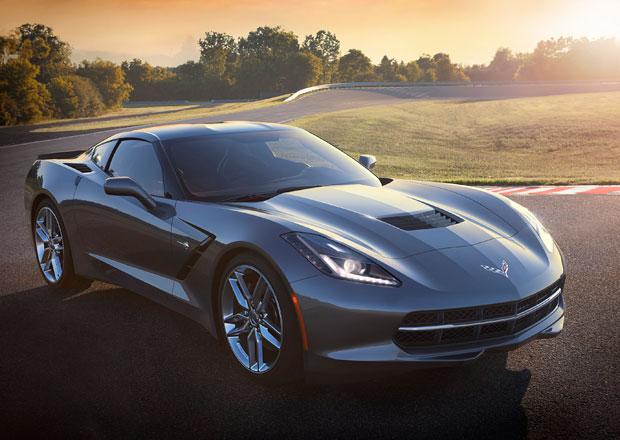 První sériová Corvette C7 Stingray vydražena za 1,1 milionu dolarů