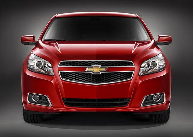 Chevrolet Malibu dostane brzký facelift